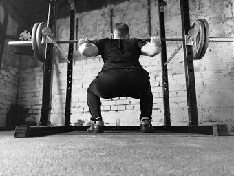 Power rack är en ställning som utgör ett bra träningsredskap